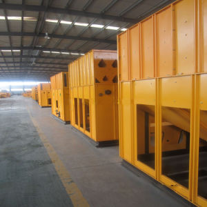 cocoa drying machine