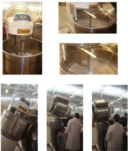 Pizza Bakery Machines for Sale Factory pictures & photos