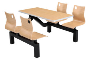 School Cafeteria Table and Chair (FOH-CBC01) pictures & photos