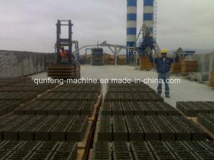 Concrete Block Making Machine Line pictures & photos