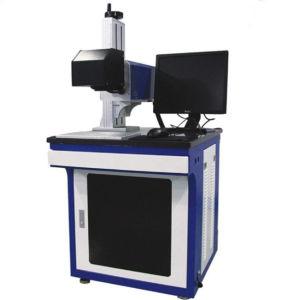 Carbon Fiber Laser Engraving Desktop C02 Marking Machine pictures & photos
