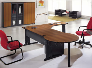 New Design Cheap Wooden Desk Office Desk (SZ-OD160) pictures & photos