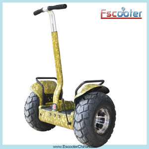 China Rechargeable Li-ion Battery Power Electric Scooter pictures & photos