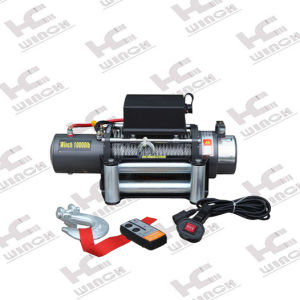 10000lb Electric 4x4 Winch pictures & photos