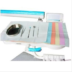 Dental Shop Towel Instruments Bedding Paper Bibs (C-7-5) pictures & photos