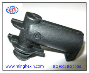 Black Plastic Injection Product with ISO SGS