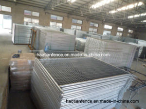 Galvanized Temporary Welded Metal Wire Fencing Panels pictures & photos