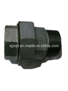F&M Conical Joint Galvanized Union Malleable Iron Pipe Fittings pictures & photos