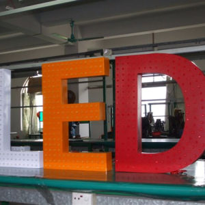 LED Outdoor Large Luminous Word pictures & photos