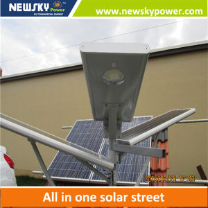 High Performance 20W Solar Street LED Light pictures & photos