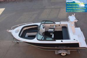Australia Design 5m Bowrider Aluminum Fishing Boat pictures & photos