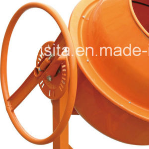 140L Stand Style Electric Portable Concrete Mixter pictures & photos