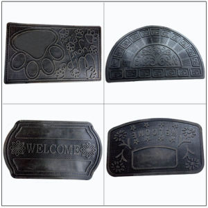 New Arrivel Household Rubber Floor Mat Die pictures & photos