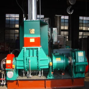 X (S) N-55 Turning Over Type Rubber Kneader/Banbury Rubber Machinery pictures & photos
