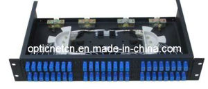 Rack Mounting Enclosure (GPX-4810 48 fibers) pictures & photos