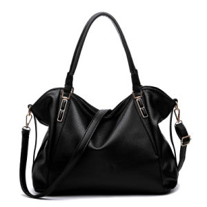 Wholesale Lady Leather Handbags Fashion High Quality Shoulder Bag pictures & photos