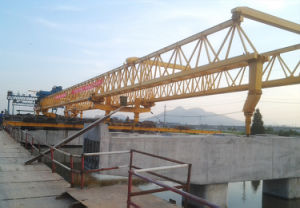 Tj 200g Highway Construction Machinery Bridge Girder Erection