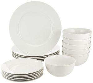 Melamine Dinnerware Set White Simple Dinnerware Quality Assurance pictures & photos