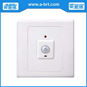 PIR Motion Sensor Switch with Fire Protection Outlet