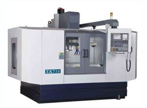 High Precision CNC Machining Center (Vertical Machining Center XH716B XHS716B XK716 XH716) pictures & photos