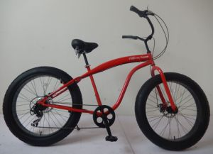New Developed Popular Beach Bicycle Fat Tire Bike (FP-BCB-FAT02) pictures & photos