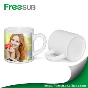 Porcelain Sublimation Blanks Coffee Mug pictures & photos