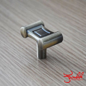 Fashion Design Zinc Alloy Furniture Dresser Pull Handle