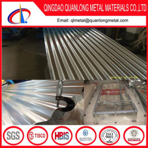 SGCC Zincalume Galvalume Steel Corrugated Roof Panel / Wall Panel pictures & photos