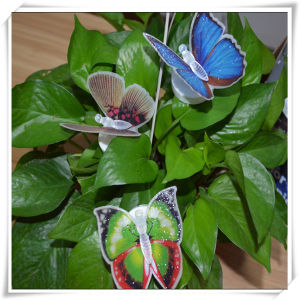Color Changing LED Butterfly Optic Fiber Christmas Light for Party (VL14009-S)