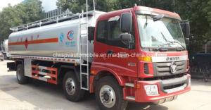 Foton Auman 25000 Litres Tanker Truck 25 Tons Tank Truck for Sale pictures & photos