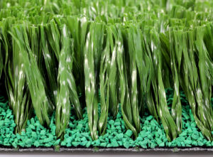 High Standard Synthetic Football Turf/Artificial Grass for Soccer pictures & photos