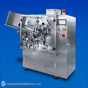 (KSF-60A) Tube Filling and Sealing Machine pictures & photos