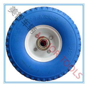 EVA Foam Tyre Solid Wheelbarrow Wheel 3.50-4 pictures & photos