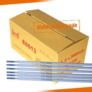 ISO CE Soncap BV Certificate Best Quality Low Carbon Steel Mild Steel Aws E6013 Welding Electrode pictures & photos