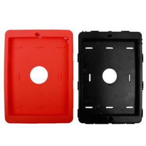 Cellular Phone Cover for iPad, New Stype Fashion Dual Function Robot Cell Phone Cover pictures & photos