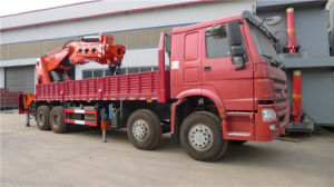 6X4 Heavy Loading Mobile Crane Truck Made in China pictures & photos