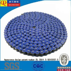 Colored O-Ring Blue Chains420 428 520 525 530 630 pictures & photos