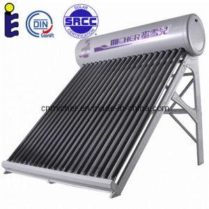 Non-Pressure Solar Water Heater (MXE-M470)