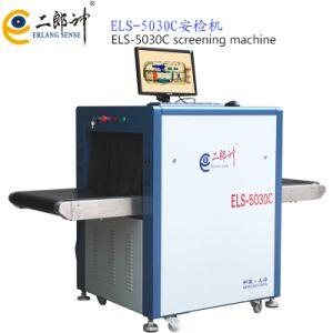 Small Size X Ray Baggage Security Inspection Machine (ELS-5030C) pictures & photos