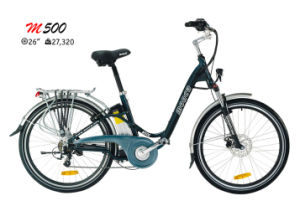 Samsung 36V Li-ion Battery Ebike E Bicycle City Road Electric Bike E-Bike 8fun Silent Motor 500W pictures & photos