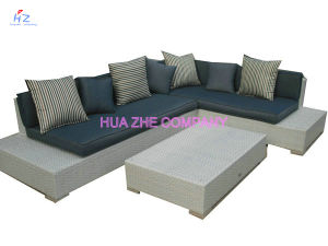 Outdoor Rattan Sofa Wicker Sectional Sofa pictures & photos
