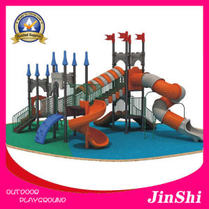 Caesar Castle Series 2016 Latest Outdoor/Indoor Playground Equipment, Plastic Slide, Amusement Park GS TUV (KC-008) pictures & photos