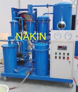 Series Tya Vacuum Lubricating Oil Purifier/Oil Purification pictures & photos