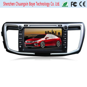 Car Multimedia System/Car GPS Navigation for Honda Accord 9 pictures & photos