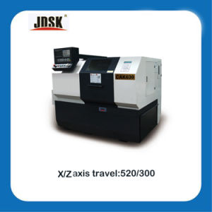 Jdsk Cak630 High Precision Linear Guideway CNC Lathe with C Axis/Milling Tool/2 Axis Live Tool pictures & photos