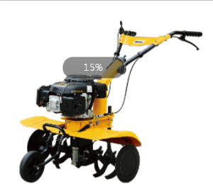 CE Approved High Quality 6.5HP Gasoline Power Tiller Cultivator (TIG6578) pictures & photos