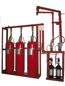 Clean Agent Hfc-227ea Fire Suppression System pictures & photos