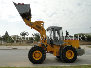 Top Quality Wheel Loader of China Manufacturer Earth Moving Machinery pictures & photos