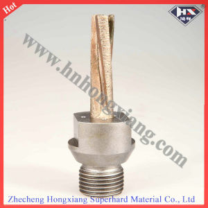 CNC Diamond Finger Bit for Glass Granite Marble Stone pictures & photos