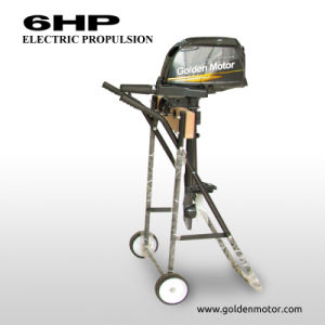 China 3hp 20hp electric propulsion outboards for small for Electric outboard boat motors reviews
